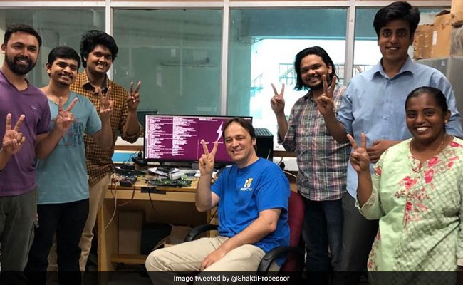 IIT Madras Unveils India's First Indigenously-Developed Microprocessor