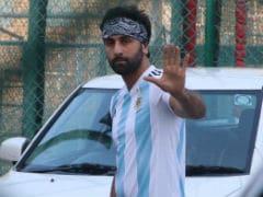 How Ranbir Kapoor, Back In Mumbai, Spent His Sunday