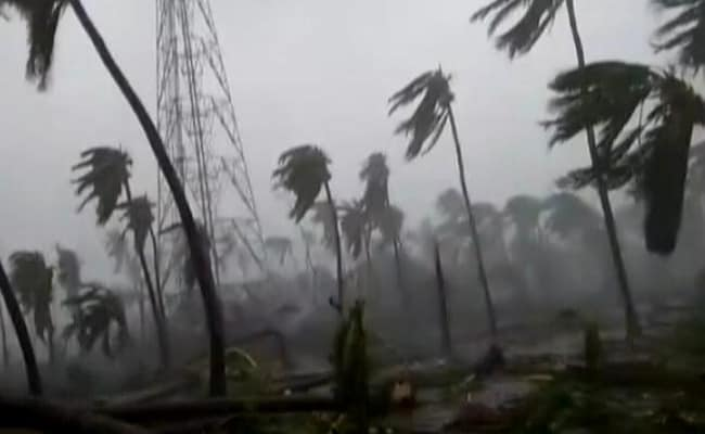 UN Chief 'Saddened' Over Destruction Caused By Cyclone Titli In India