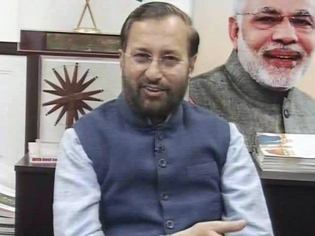 Video : Prakash Javadekar On Educating People About Keeping India Clean