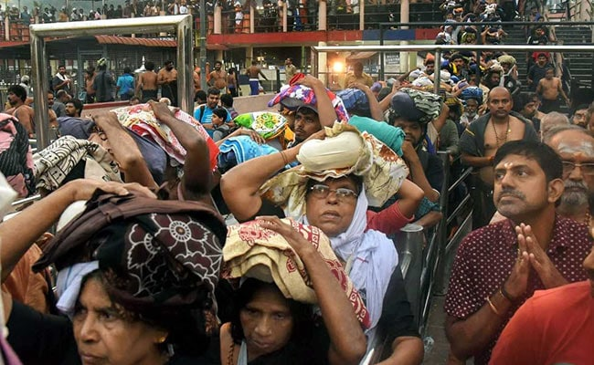 Won't Allow Sabarimala To Turn Into Ayodhya: Kerala Chief Minister