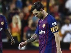Barcelona Held At Valencia As Sevilla Go Top In La Liga