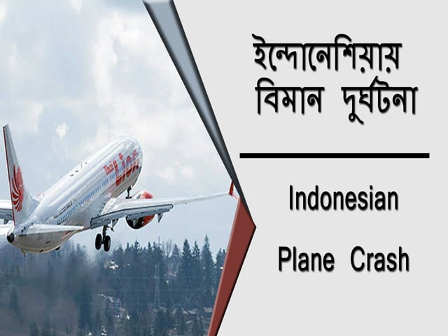 Indonesia Plane Crash: Latest News, Photos, Videos on