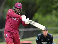Chris Gayle Pulls Out Of ODI, T20 Series For West Indies Against India