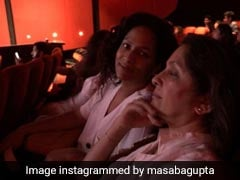 Masaba Reviews Mom Neena Gupta's Badhaai Ho: 'Saved The Best For Your Second Innings'