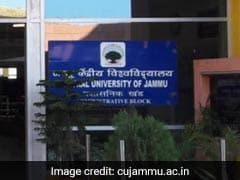 Central University Of Jammu, ISRO To Set Up Space Applications Center
