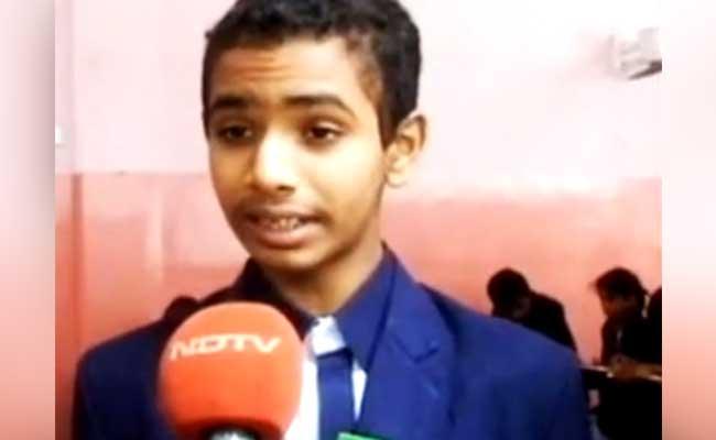 मुस्लिम छात्र ने जीता  Gita Quiz, बोला- धर्म के नाम पर लड़ने वाले पसंद नहीं