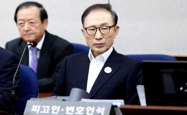 Former South Korean President Gets 15 Years Jail Over Corruption Charges