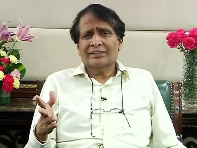 Efforts On To Double Exports From $321 Billion: Suresh Prabhu