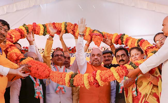 Rahul Baba Should Not Daydream About Congress Coming To Power: Amit Shah