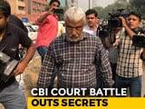 "Video : CBI Officer Who Probed Rakesh Asthana Reveals WhatsApp ""Proof"" In Court"