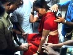 Heckled By Protesters At Sabarimala, Woman Suffers Panic Attack
