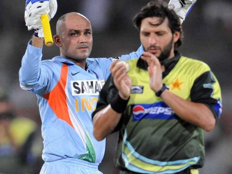 Virender Sehwag, Shahid Afridi Disclose Their Toughest Opponents