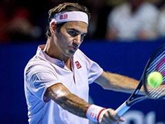 Tennis: पेरिस मास्टर्स के क्वार्टर फाइनल में पहुंचे रोजर फेडरर और नोवाक जोकोविच