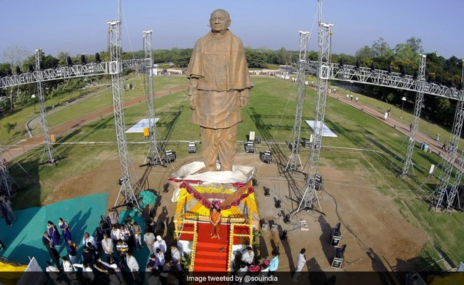 On Statue Of Unity, Villagers Write Open Letter To Protest PM's Visit