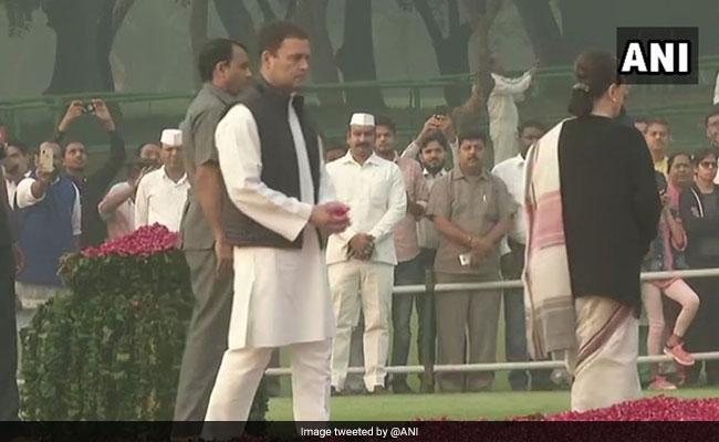 Rahul Gandhi Remembers Dadi On Indira Gandhi's Death Anniversary