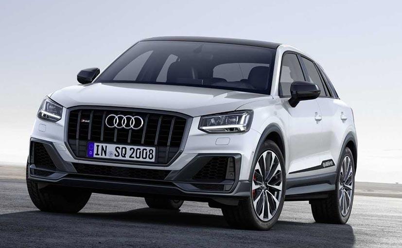 2018 Paris Motor Show: Audi SQ2 Unveiled