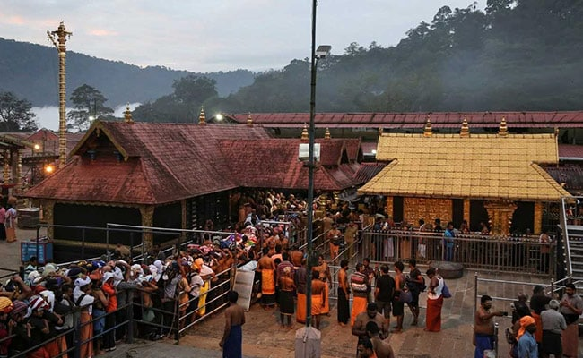 Sabarimala Temple Open To People Of All Faiths, Says Kerala High Court