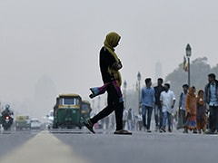 Delhi's Air Quality Index Stays In 'Poor' Category