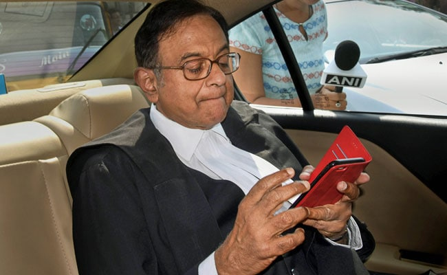 INX Media Case: Court Allows P Chidambaram To Submit Additional Documents