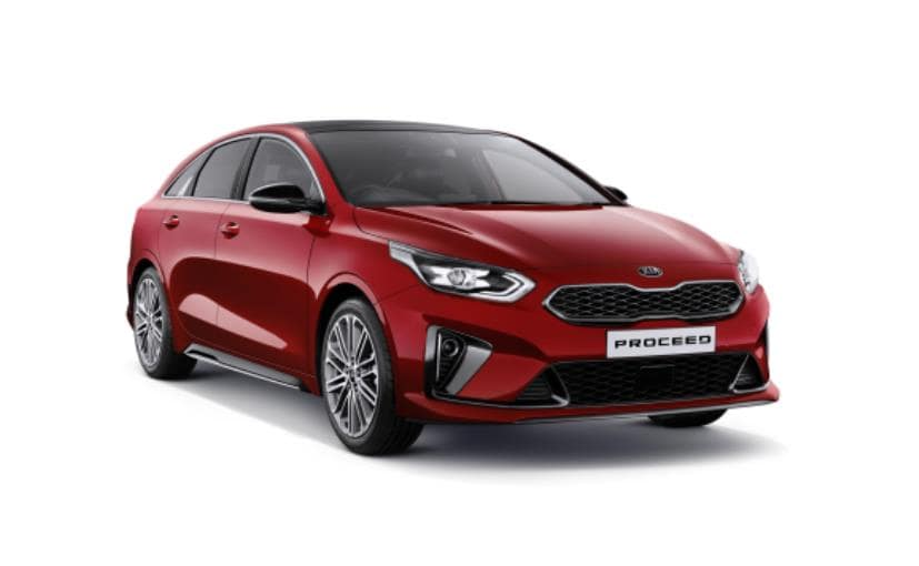 2018 Paris Motor Show: All-New Kia ProCeed Shows Off Shooting Brake Body Style