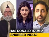 Video : Is Trump's 'No' To R-Day Invite A Snub For India?