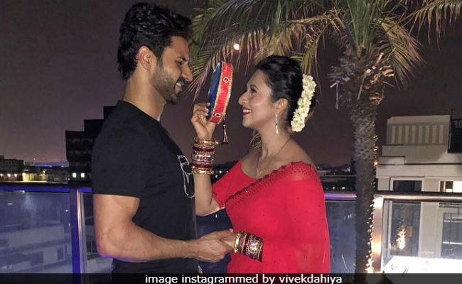 Karva Chauth 2018: Trending Pics From Divyanka Tripathi And Vivek Dahiya's 'Special Date Night'