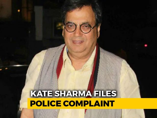 Video : 'Great Supporter Of #MeToo,' Tweets Subhash Ghai After Another Allegation