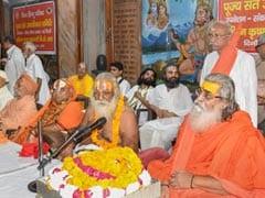 "In ""Final Battle"" For Ram Temple, Vishwa Hindu Parishad Serves A Deadline"