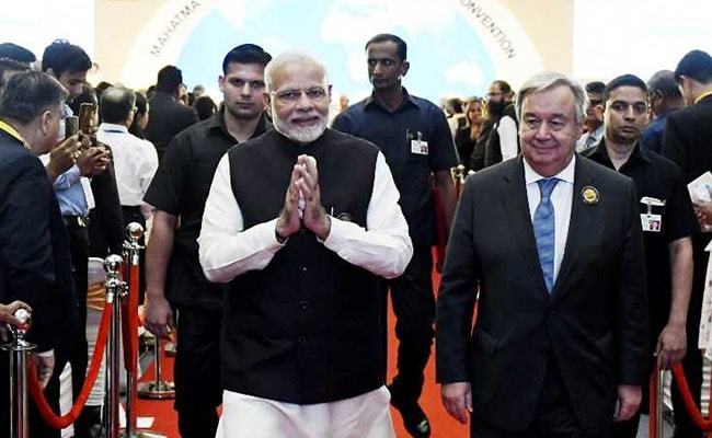 India-Led Solar Alliance Will Outshine OPEC, Says PM Modi