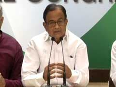 """Modi government Thinks It Owns RBI,"" Says P Chidambaram"