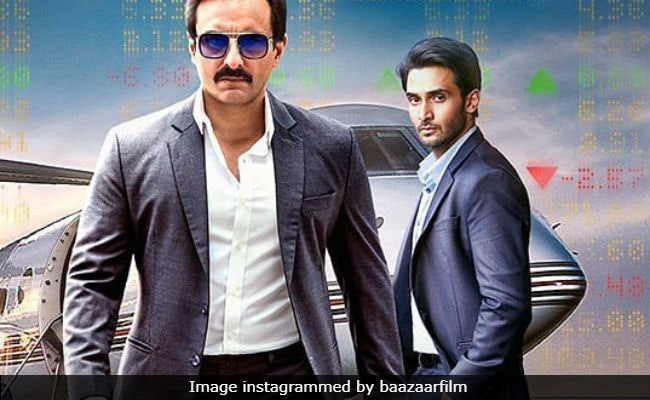Baazaar Movie Review: Saif Ali Khan Is Rock-Solid In A Passable Film