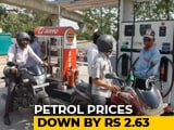 Video : Fuel Prices Reduce After Centre Announces Cut