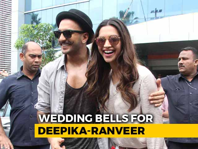 Yes, Deepika Padukone And Ranveer Singh Are Getting Married In November