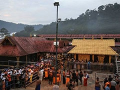 500 Women, Aged 10-50, Sign Up For Sabarimala Visit On Kerala Portal