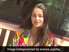 Ananya Panday Had A Very Foodie 20th Birthday: Here's Proof! (See Pics)