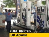 Video : Fuel Prices Hike: Diesel Rate Reaches 80.10 Rupees Per Litre In Mumbai
