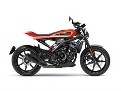 Harley-Davidson Small Capacity Motorcycle For Asia Rendered