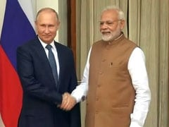 PM Modi, Vladimir Putin Reiterate Commitment To Strengthen Strategic Partnership