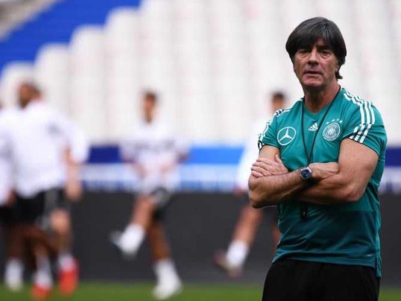 4eff3e6df Under-Pressure Germany Coach Joachim Loew Insists He Can Handle Criticism
