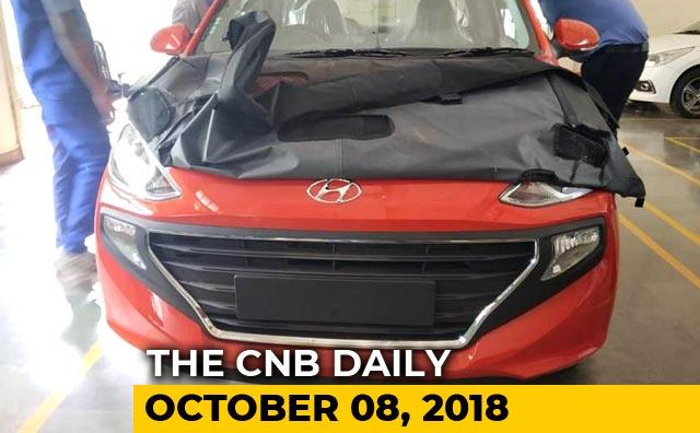 Video : Hyundai Santro, Tata Harrier, Maruti Suzuki Swift, Tata Tigor