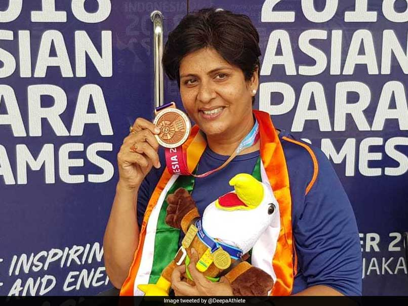 2018 Asian Para Games: Love The Transition Because It Is Survival Of The Fittest, Says Deepa Malik
