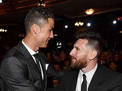 Will Pick Lionel Messi Over Cristiano Ronaldo, Says Brazilian Legend Pele