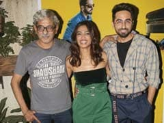 <i>AndhaDhun</i> Reviewed By Celebs: Ayushmann Khurrana And Radhika Apte Are '<i>Kamaal</i>'