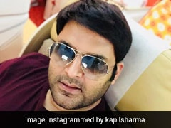 Kapil Sharma Is Trending For Pic That Explains His 'Weight Gain'