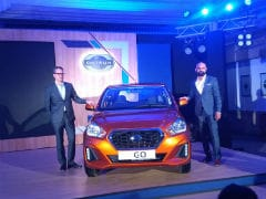 2018 Datsun GO and GO+ Launched in India; Prices Start At Rs. 3.29 Lakh