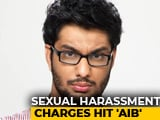 Video : Comedy Group AIB's Gursimran Khamba Sent On Leave Over #MeToo Allegations