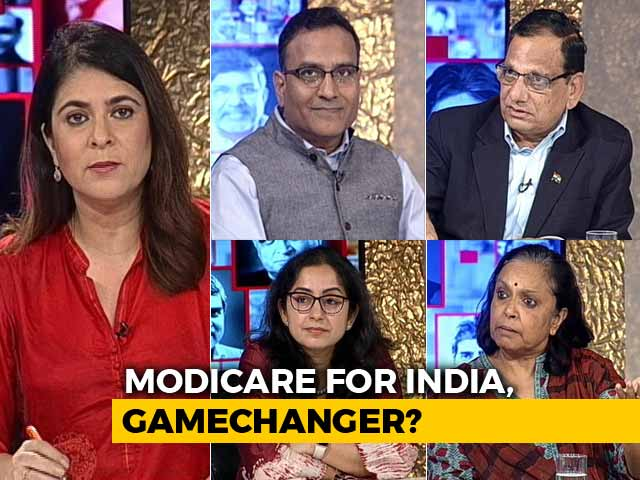 Video : The NDTV Dialogues: Is Modicare A Gamechanger?