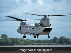 Apache, Chinook Helicopters To Debut At Republic Day Parade