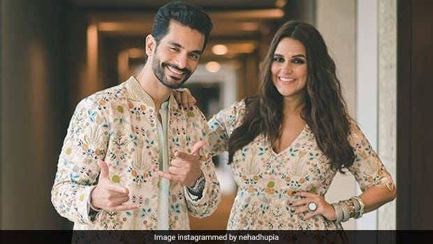 When Angad Bedi Cooked A Decadent Midnight Meal For Mommy-To-Be Neha Dhupia (See Pic)